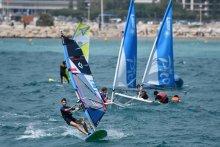 Cours particuliers e  Wingfoil, Windfoil, laser picot, planche à voile et catamaran